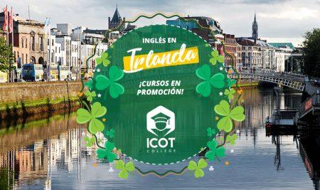 Estudia Inglés en Irlanda con ICOT College