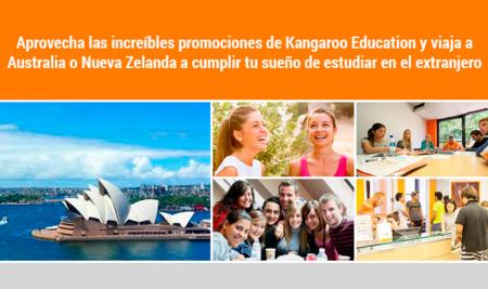 Ofertas especiales a Australia y Nueva Zelanda con Kangaroo