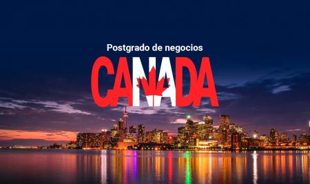 7 razones para estudiar un postgrado de negocios en Canadá