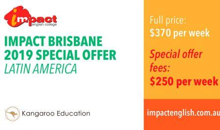 Impact – Promoción Brisbane, Australia