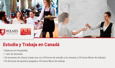 Holmes Institute Canada – Promoción extendida Toronto